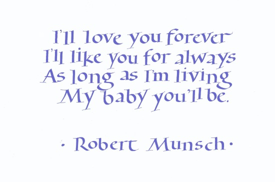 I Will Love You Forever Quotes. QuotesGram